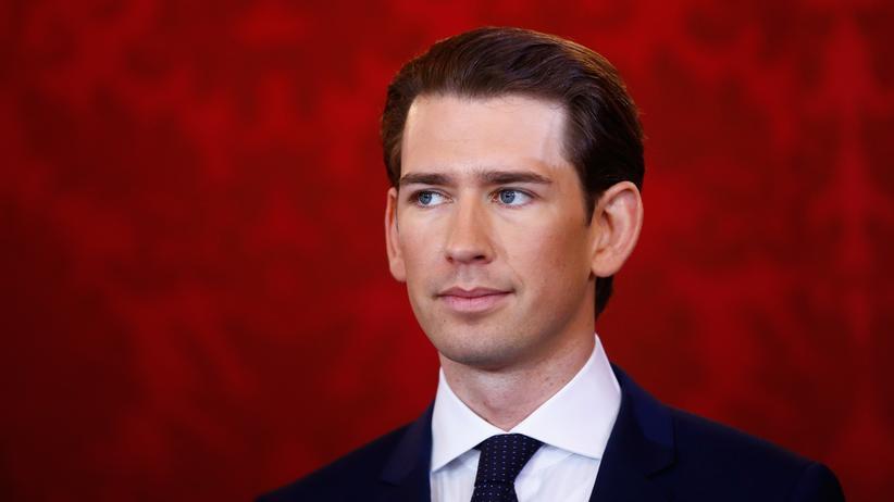 Österreich: ÖVP-Chef und Österreichs Kanzler Sebastian Kurz