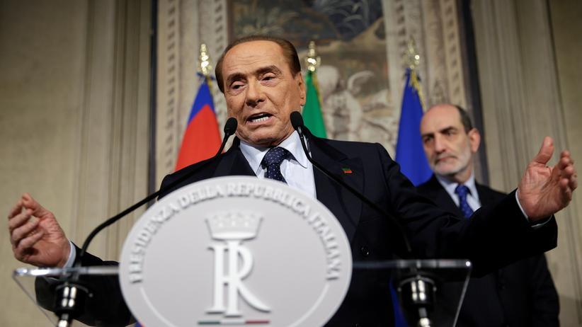 Italien: Silvio Berlusconi