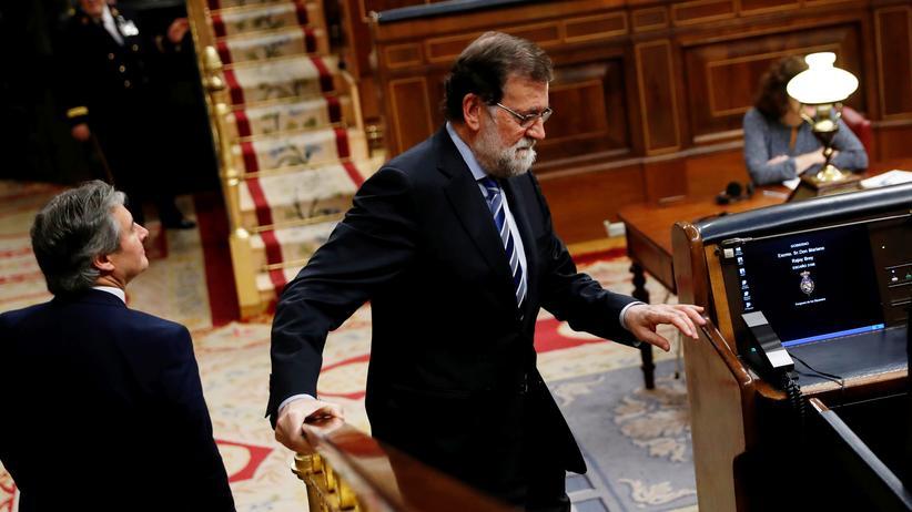 Spanien: Misstrauensvotum gegen Mariano Rajoy beantragt