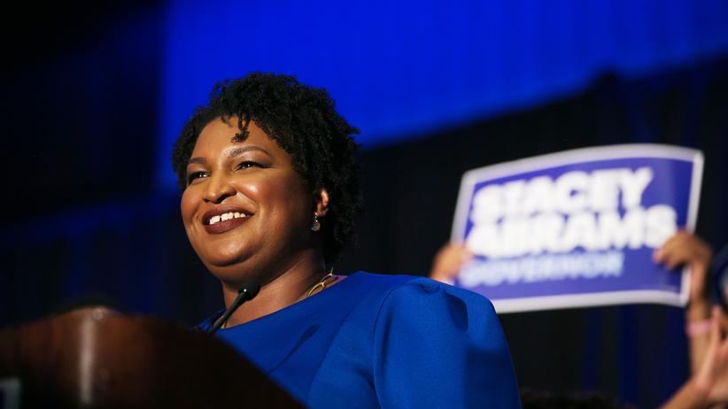 Stacey Abrams: Sie ist das andere Amerika