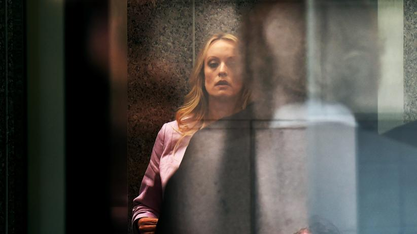 Stormy Daniels: Stephanie Clifford in New York