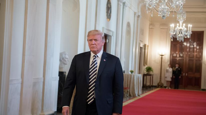US-Präsident: Trump kündigt Entscheidung zu Iran-Sanktionen an
