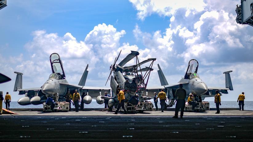 Sipri-Bericht: Rüstungsausgaben steigen weltweit