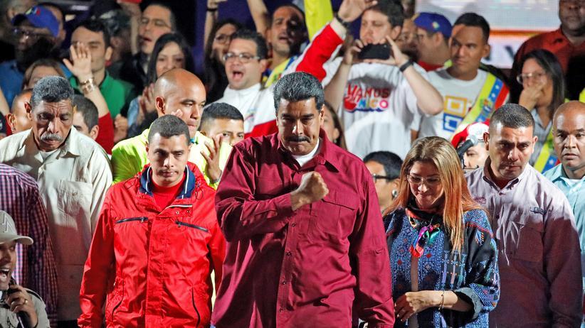 Venezuela: Sein Sozialismus ist nicht zu retten