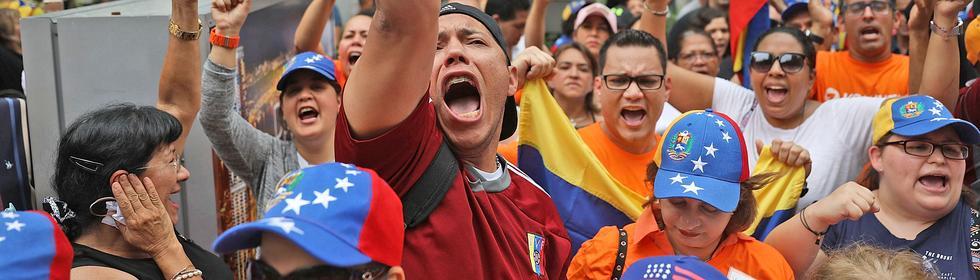 venezuela-präsidentschaftswahl-thema