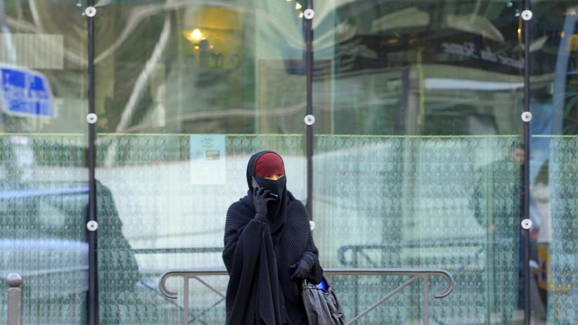 Verschleierung: Dänemark verbietet Gesichtsverschleierung