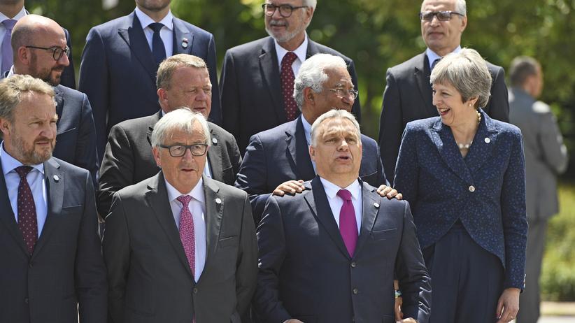 EU-Westbalkan-Gipfel: Im Warteraum nisten böse Kräfte