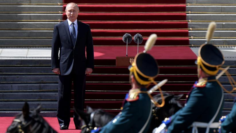 Russland: Wladimir Putin will maximal zwei Amtszeiten in Folge Präsident sein