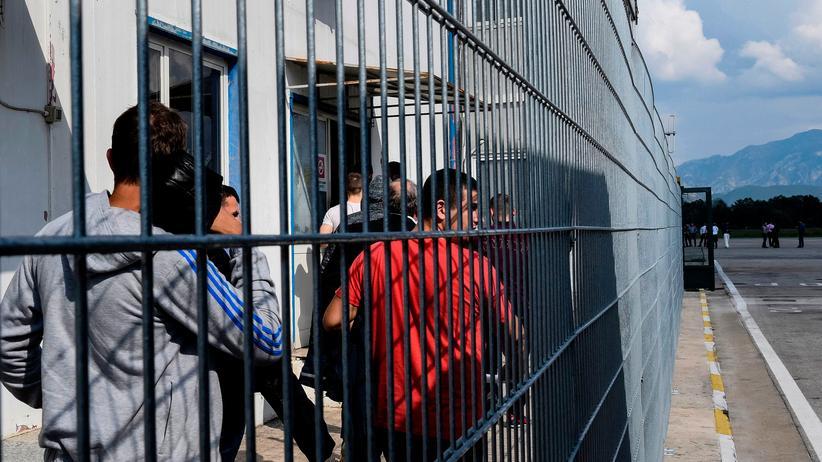 """Edi Rama: """"Albanien ist kein Wellenbrecher für Europas Flüchtlinge"""""""