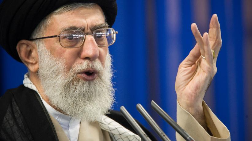 Israel: Das geistliche Oberhaupt des Iran, Ajatollah Chamenei, hat ein Nahost-Referendum vorgeschlagen.