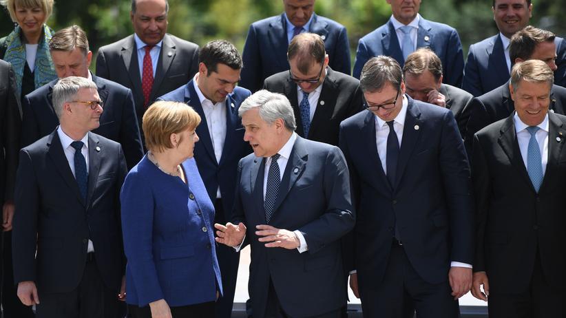 EU-Asylpolitik: Antonio Tajani fordert Milliarden für Schließung der Mittelmeerroute