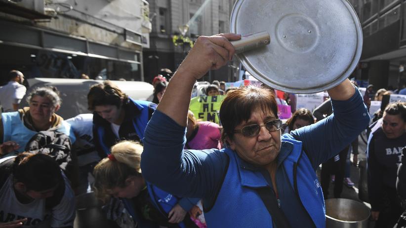Argentinien: IWF gewährt neuen 50-Milliarden-Dollar-Kredit