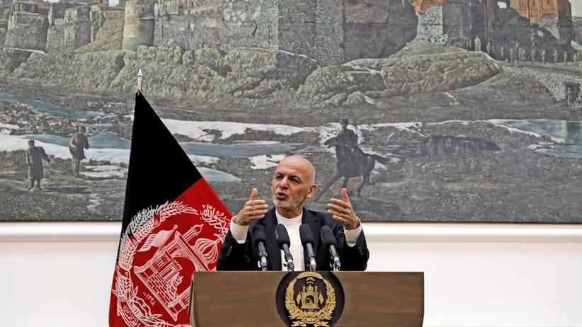 Afghanistan: Afghanische Regierung beendet Waffenruhe mit Taliban
