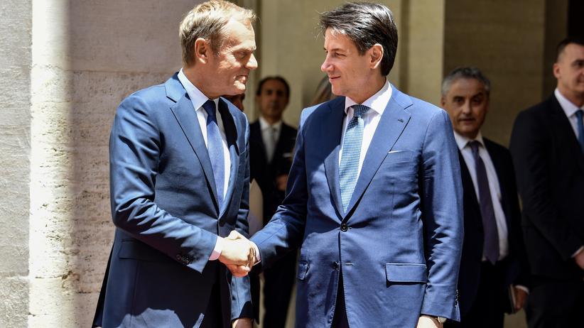 Asylpolitik der EU: Italien weist Entwurf zur Abschlusserklärung für EU-Treffen zurück