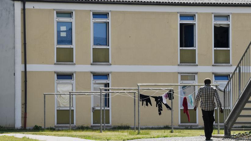 Asylzentren: Es will sie aber keiner haben