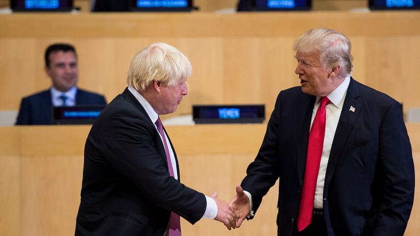 Britischer Außenminister: Johnson rechnet mit Scheitern der Brexit-Verhandlungen