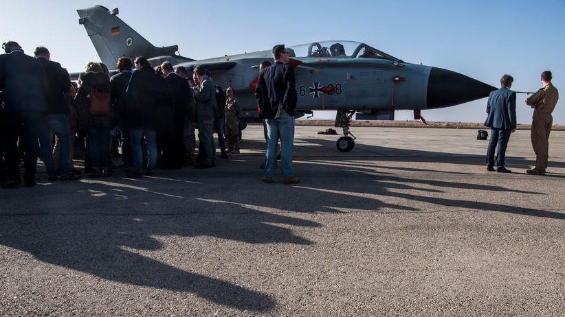 Bundeswehr in Jordanien: Gegen den IS sind die Deutschen kaum noch eine Hilfe