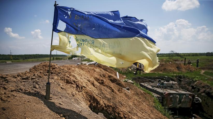 Ukraine: Außenminister beleben Friedensgespräche wieder