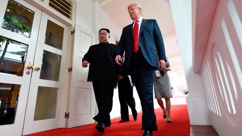 Gipfeltreffen in Singapur: Und jetzt ein Deal, bitte