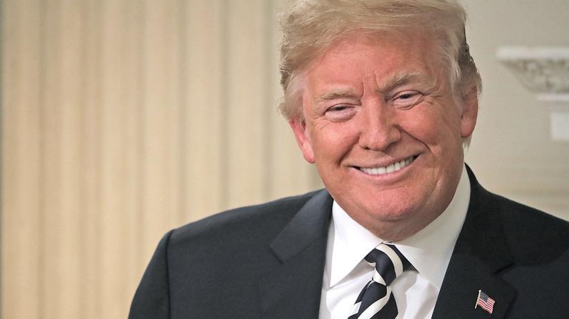 G8-Gruppe: US-Präsident Donald Trump