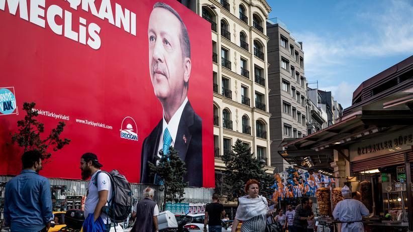 Türkei: Erdoğans Präsidentschaft in Zahlen