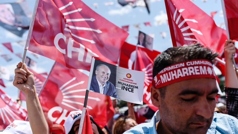Eren Erdem: Bekannter Oppositionspolitiker in der Türkei festgenommen