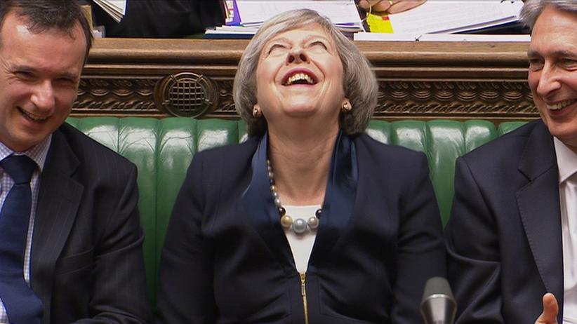 Britisches Parlament: Das Demokratietheater