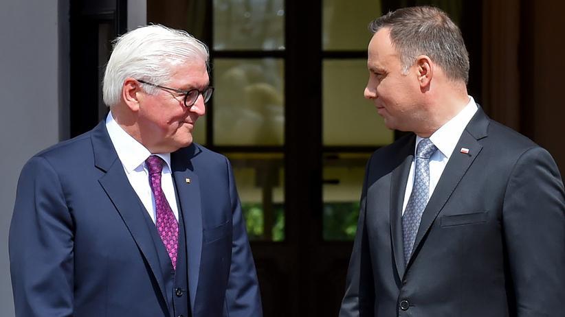 """Frank-Walter Steinmeier: """"Rechtsstaatlichkeit ist Voraussetzung für Europa"""""""