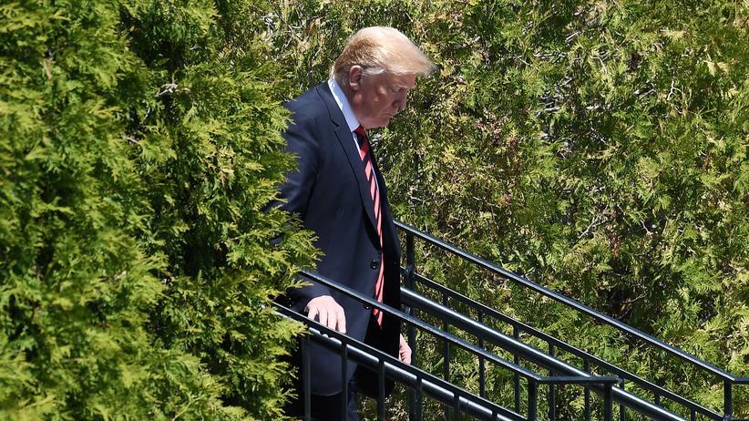 G7-Gipfel: US-Präsident Donald Trump war nicht nach Kanada gekommen, um Kompromisse zu schließen.