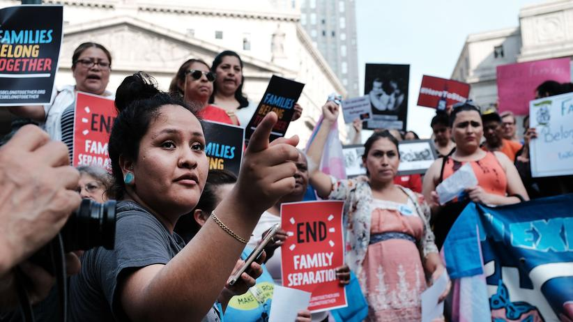 US-Einwanderungspolitik: UN-Generalsekretär kritisiert Familientrennungen an US-Grenze