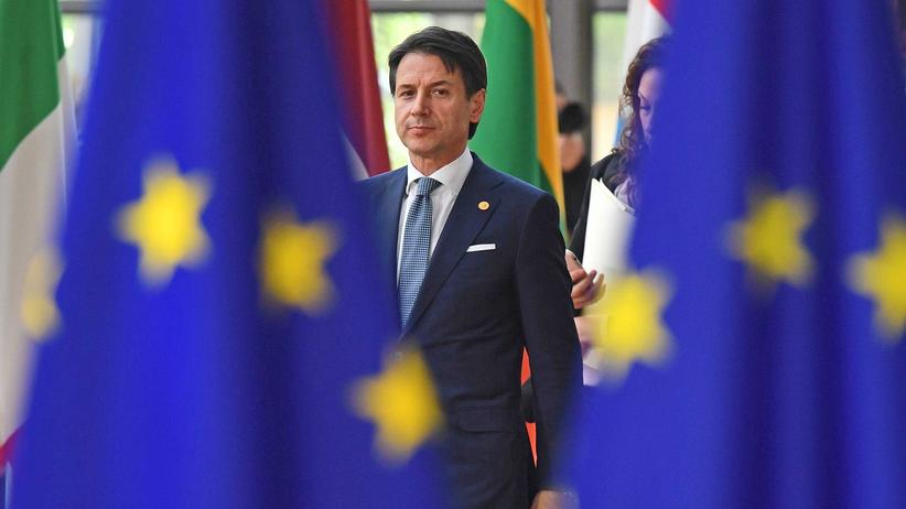 EU-Gipfel: Italien blockiert Gipfelbeschlüsse wegen Flüchtlingsthema