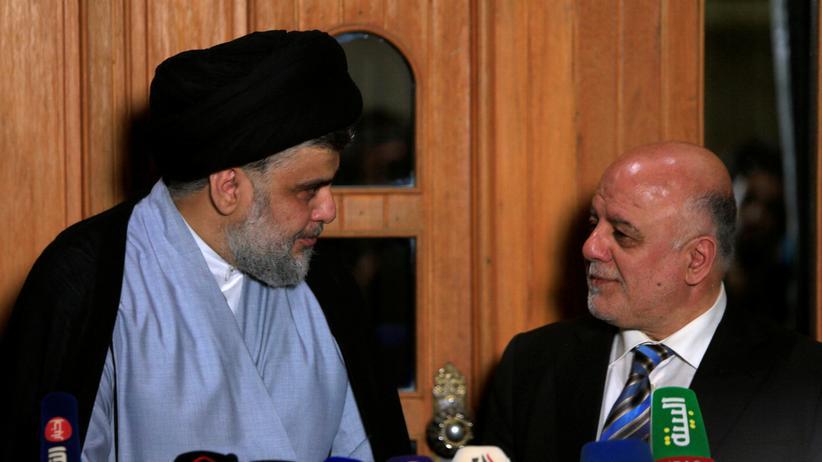 Irak: Ministerpräsident Al-Abadi und Al-Sadr schließen Bündnis