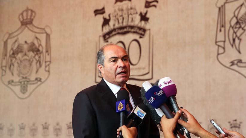 Hani Al-Mulki: Jordanischer Regierungschef muss zurücktreten