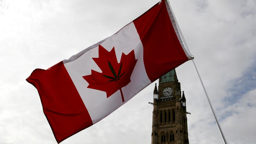 Kanada: Regierung Trudeau legalisiert Cannabis