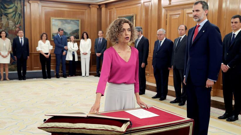 Katalonien-Konflikt: Spanische Regierung strebt Verfassungsreform an