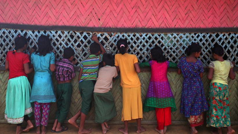 Unicef: 30 Millionen Kinder weltweit vor Konflikten auf der Flucht