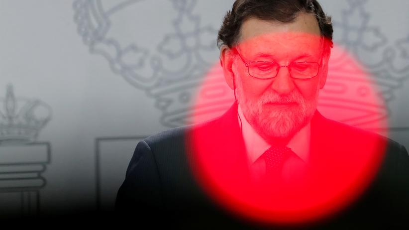 Spanien: Regierungschef Mariano Rajoy abgewählt