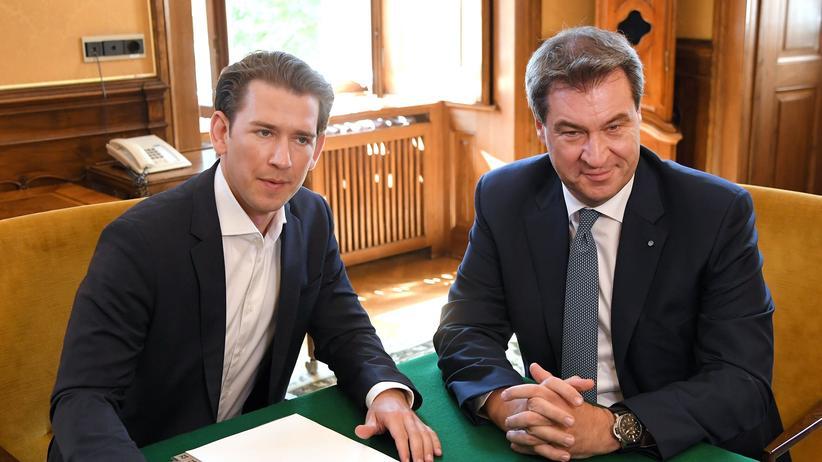 Asylstreit: Söder bezeichnet Bewegung in Flüchtlingspolitik als Verdienst Bayerns