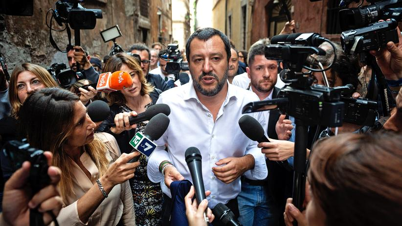 Matteo Salvini: Manager der Ressentiments