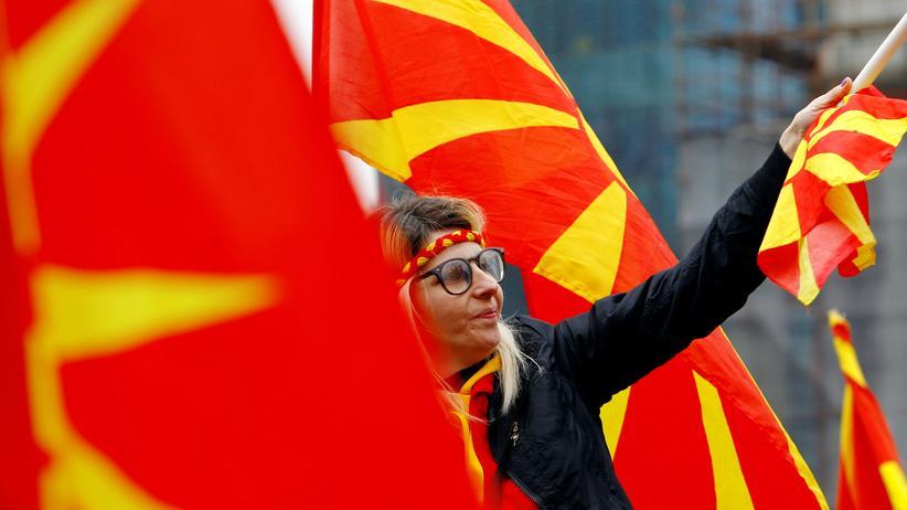 Mazedonien: Griechenland und Mazedonien einigen sich im Namensstreit
