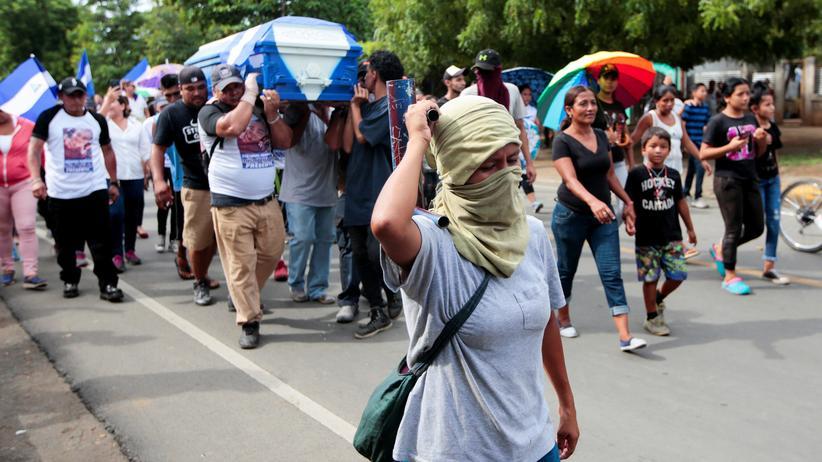 Nicaragua: Regierung und Bürgerrechtler verständigen sich auf Gewaltverzicht