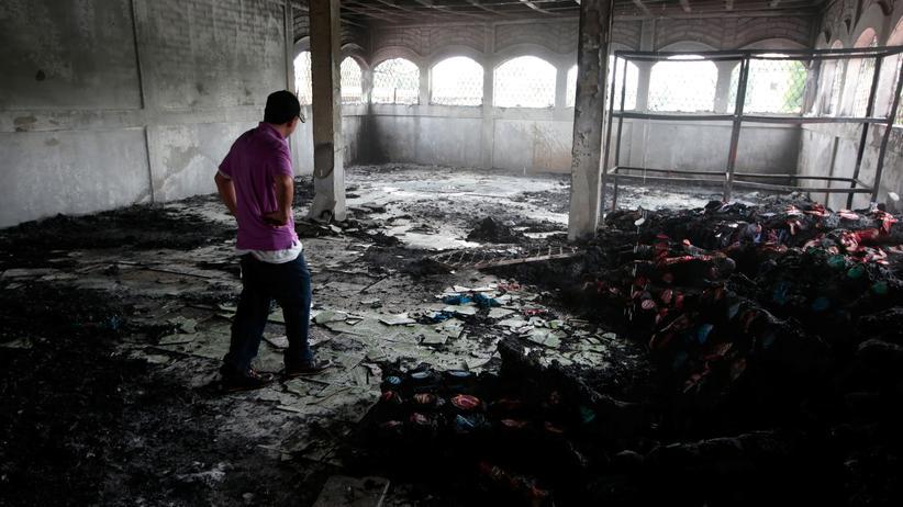 Nicaragua: Mehrere Tote bei Unruhen in Nicaragua
