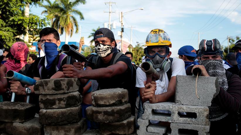 Nicaragua: Alle zahlen für den Protest