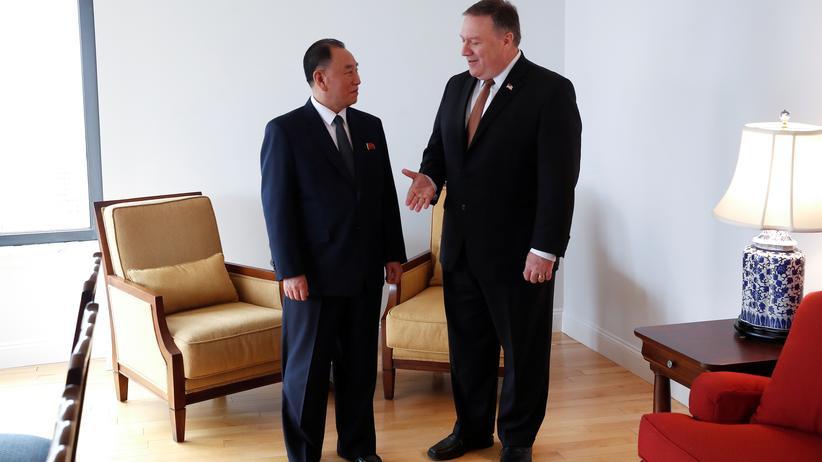 Nordkorea-Gipfel: Erst mal treffen