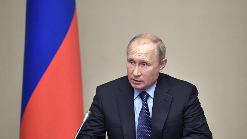 Türkei: Putin lobt die Autorität von Erdoğan
