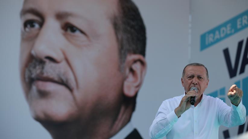 Islam: Erdoğan kritisiert Schließung von Moscheen in Österreich