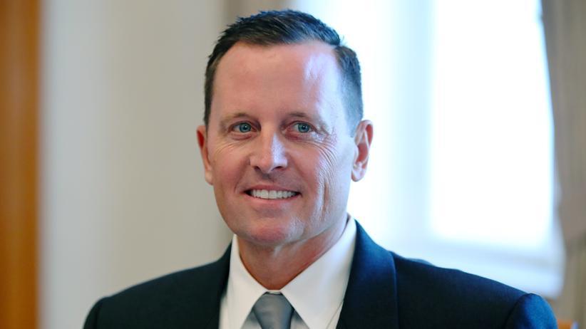 Richard Grenell ist seit Mai 2018 der US-Botschafter in Deutschland.