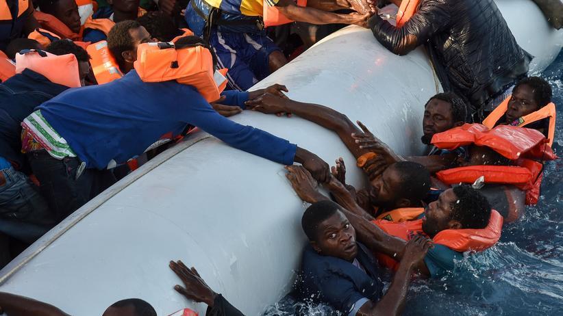Seenotrettung im Mittelmeer: Warum hört das Sterben nicht auf?