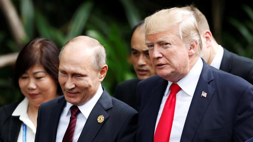 Helsinki: Putin und Trump wollen sich in Finnland treffen