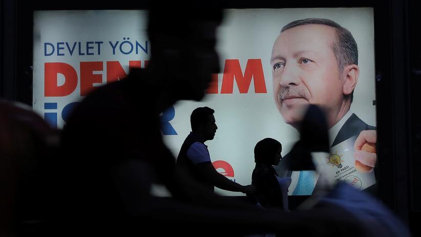 Türkei: Mehrere Tote bei AKP-Wahlkampfveranstaltung